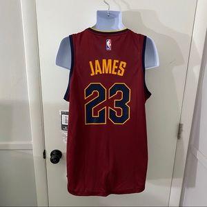Fanatics Cleveland Cavaliers Lebron James Jersey